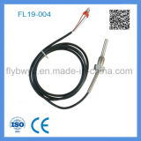 Capteur liquide Tight Rtd, 4 po, filetage 1/4 NPT, capteur de température
