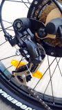 E-Bici sin cepillo de la bici de montaña del motor de Bafun de la batería de 48V Samsung