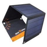 Всеобщий складывая крен внешней силы заряжателя панели солнечных батарей 16W