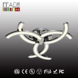 Luz de techo moderna LED