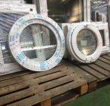Профессиональный Производитель пвх циркуляр дверная рама перемещена окно (Л.С.-RW07)