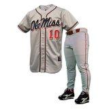 Progettare i pantaloni per il cliente poco costosi di baseball del poliestere