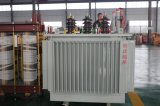 Tipo transformador 1000kVA del petróleo de 3 fases de la distribución de potencia