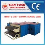 Horno consolidado termo de la calefacción de la guata