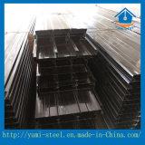 Decking Closed galvanizado aço da folha do assoalho dos Joists ondulados do metal