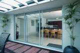 Samples of Finished Aluminum Windows Double Glazed Aluminum Sliding Doors Windows and Doors with As2047 As2208 As1288