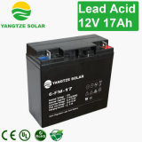 De beroemde Batterij van Yuasa van het Merk 12V 17ah 20hr