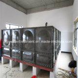 При нажатии кнопки эмаль стального резервуара для воды с хорошим гарантия
