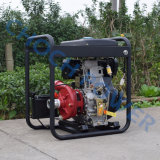 2 pompe à eau à haute pression de moteur diesel de pouce 10HP
