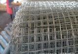 Горяч-Окунутая гальванизированная квадратная ячеистая сеть