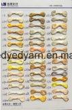600D/192f droga teñido de hilados de filamentos de poliéster DTY