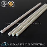 Tubo de cerámica de la protección del termocople del alúmina de la pureza elevada
