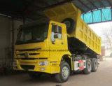 Sinotruk 6*4車輪25トンのDumper10の25のTのダンプトラック