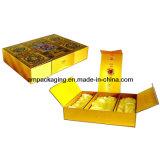 Caja de regalo de papel superior de la venta al por mayor de la alta calidad al por mayor