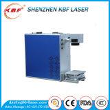 판매를 위한 소형 휴대용 섬유 Laser 표하기 기계 하나 금속 그리고 비금속