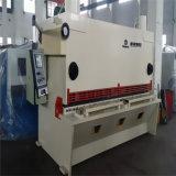 Machine de découpage hydraulique économique d'oscillation de commande numérique par ordinateur de QC12k 6*2500