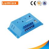 6Un contrôleur de charge solaire PWM 12V/24V