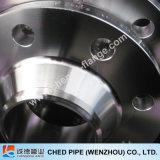 La norme ASME B16.5/ANSI B16.5 Stainltess bride de raccords de tuyaux en acier F304/304L