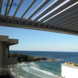 Электрическая водоустойчивая крыша штарки окна Remot штарки жалюзиего крыши
