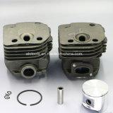 Hus 365 Motosierra Anillo Pin anillos de retención del pistón del cilindro