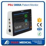 De hete Goedkope Draagbare Geduldige Monitor van de Multiparameter Saleer