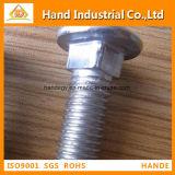 Corto de cabeza plana del perno de cojinete DIN603/ Pernos de cabeza de la copa