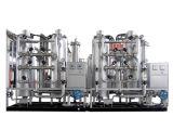 Sistema de purificación de gas con gas nitrógeno 99,999%