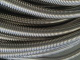 Кольцевые или параллельные изогнутые гибкии металлические рукава