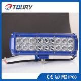 54W hoge LEIDENE van de Macht Lichte Staaf voor het Drijven van de Auto van de Vrachtwagen Verlichting