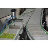 Transportador de correa recto de PVC de la categoría alimenticia de Hairise