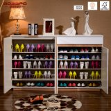 Modern Design Wooden Face Door Shoe Storage Cabinet (GSP14-002)