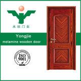 Portello a livello di legno interno di legno di Customed del portello a livello di prezzi poco costosi