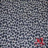100% polyester DOT print Chiffon Fabric for Dress