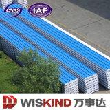 Chine Wiskind Tissu en acier coloré pour toit