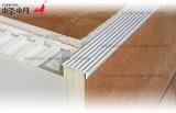 Escalier en aluminium de norme européenne flairant l'anti glissade