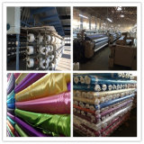 Polyester-Satin gedrucktes Gewebe 100% des Polyester-75dx100d