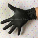 Verschiedene Farben-Wegwerfprüfungs-Nitril-Handschuh