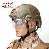 Оборудования для обеспечения безопасности Airsoft военных тактических Mh типа армия быстро шлем дешевые