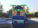Aufblasbarer Moana federnd aufblasbarer Spielplatz-aufblasbares federnd mit Plättchen
