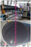 Lopende band van de Pijp van de Muur van de grote Diameter de HDPE/PP Gestructureerde spiraalvormige Windende