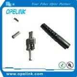 Разъем FC-PC оптического волокна для оптически шнура заплаты