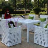 Mobília ao ar livre do Rattan de vime secional luxuoso do sofá do jardim