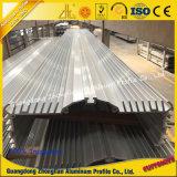 6.063 T5 perfil de alumínio extrudido dissipador de calor em alumínio