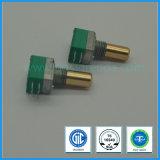 La fabbrica fornisce il potenziometro rotativo ampiamente direttamente utilizzato di 8mm