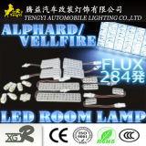 12V Мощный светодиодный индикатор Quto для Alphard плафона освещения салона