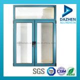 Profilo di alluminio personalizzato dell'espulsione del ODM dell'OEM per il portello della finestra