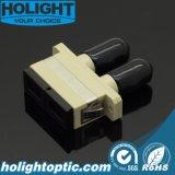 Sc для двусторонней печати St оптоволоконный адаптер