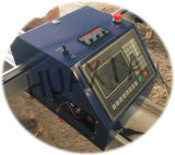 Máquina de estaca simples e conveniente do plasma do CNC, cortador do plasma para o metal