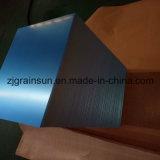 Plaque en aluminium pour La TV