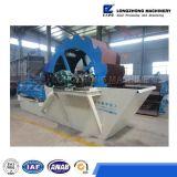 con la grande lavatrice della sabbia di capienza in Cina